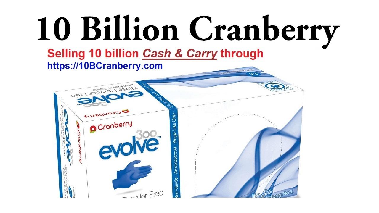 10B Cranberry